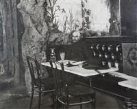 paul verlaine au café françois ier, le 28 mai by paul marsan dornac
