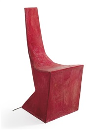 chair prototype by tom dixon