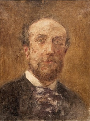 autoportrait by fernand cormon