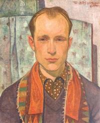 portrait by traian biltiu dancus