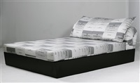 modus operandi (double bed) by joseph kosuth