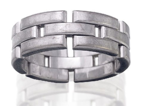 maillon panthère ring by cartier