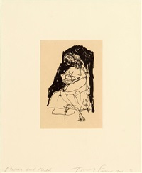 mother & child by tracey emin