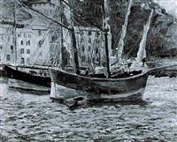 segelboote by dora horn-zippelius