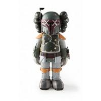 boba fett (kaws version) by kaws
