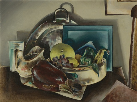 still life no 1 by preston dickinson