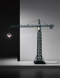 crane' lamp by studio job