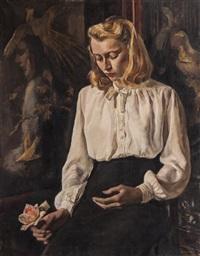portrait of joy by raymond mason
