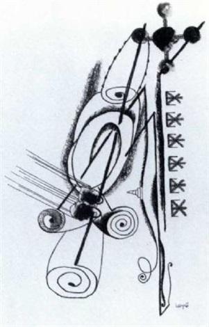 sans titre 1920 by johannes theodor baargeld