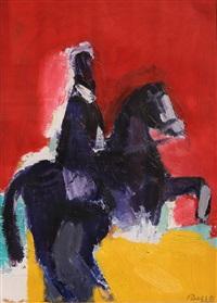 figura a caballo by raul russo
