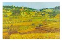 landscape by omar hamdi