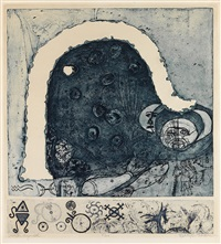winter symbol by betye saar