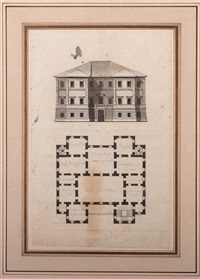 une villa (design) by giacomo quarenghi