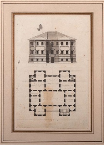 une villa design by giacomo quarenghi