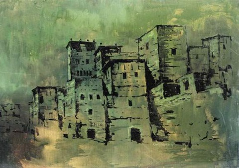 kasbah by ahmed cherif machichi
