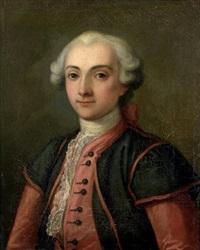 portrait de jeune homme by pierre davesne