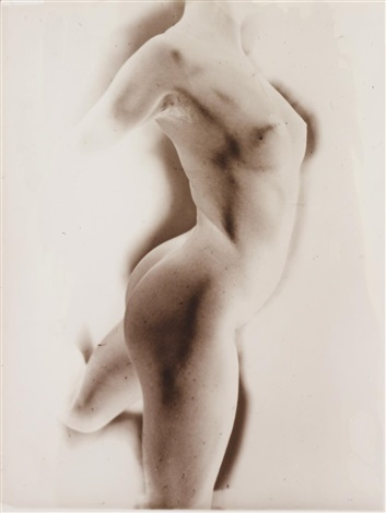 nude in motion by heinz hajek halke