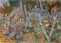 cactus by andor basch