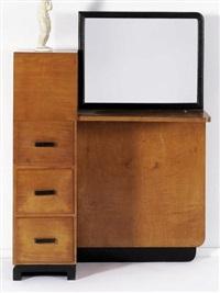 meuble d'entrée aménagé by huib hoste