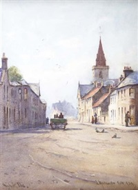 high street, elie by james macmaster