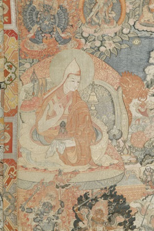 lobsang palden yeshe the 6th panchem lama