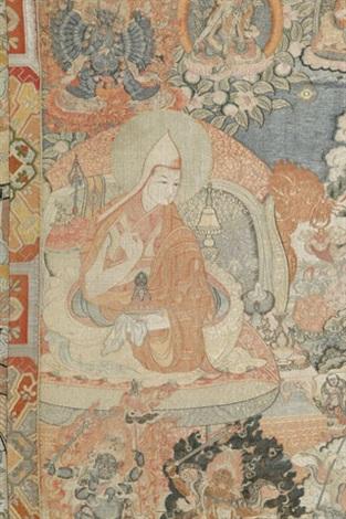 lobsang palden yeshe the 6th panchem lama