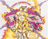 merry christmas by fuzz one