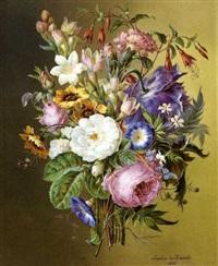 bouquets de fleurs by joséphine des isnards