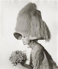 chapeau créé pour my fair laidy by cecil beaton