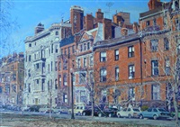 chimneys - boston by michael joseph