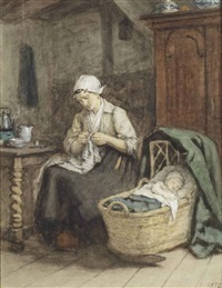 maternal cares by david adolf constant artz