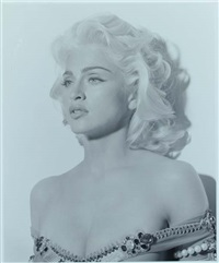 madonna (2 works) by steven meisel