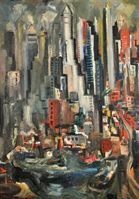 new york city by frederick j. yost