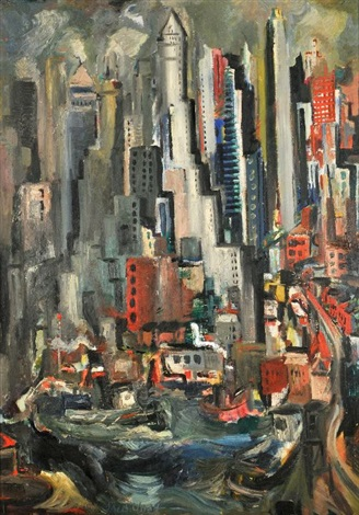 new york city by frederick j yost