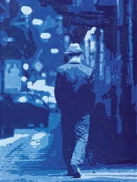 night by mustafa karyagdi