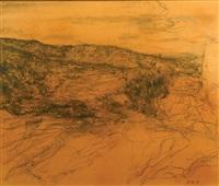 jerusalem landscape by anna ticho