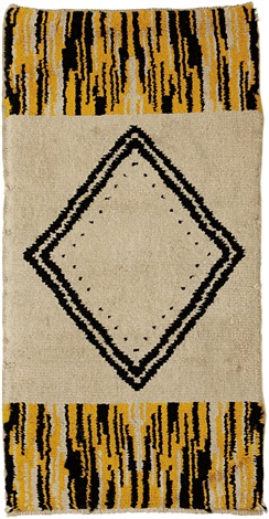 rug from the collection of jacques doucet paris by émile jacques ruhlmann