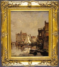 inner canal, dort by james campbell noble