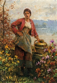 maiden by daniel ridgway knight