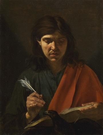 SAINT JOHN THE EVANGELIST by Caravaggio on artnet