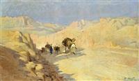 la traversée du désert by dario mecatti
