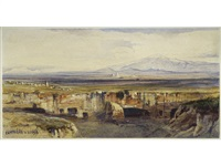 cervera, on the roman campagna by edward lear