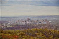 the approaching storm city of adelaide by paul owen aldis