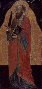 saint paul by bernardo daddi