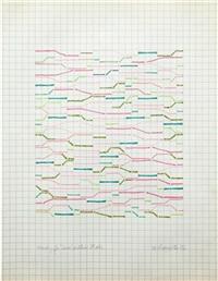 declarative mode (study) by paul sharits