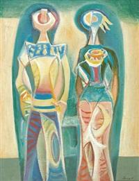 a couple by mordecai arieli