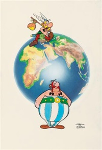 astérix et obélix by goscinny and uderzo