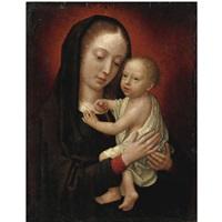 madonna col bambino by gerard david
