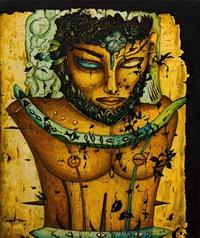 Icon Barbare (Adam), 1972