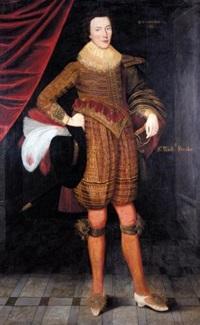 portrait of sir richard broke by gilbert jackson